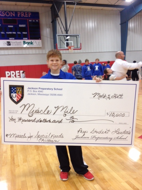 Big Check – Big Time